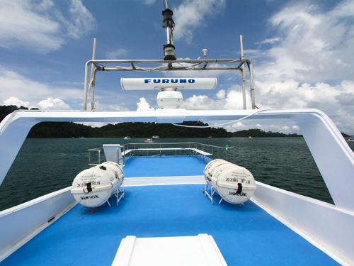 mq 7 Tauchsafari Khao Lak Similan Islands Koh Bon Koh Tachai Richelieu Rock Tauchen Thailand