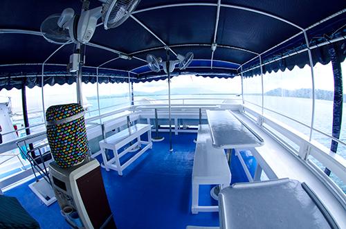 mq 5 Tauchsafari Khao Lak Similan Islands Koh Bon Koh Tachai Richelieu Rock Tauchen Thailand